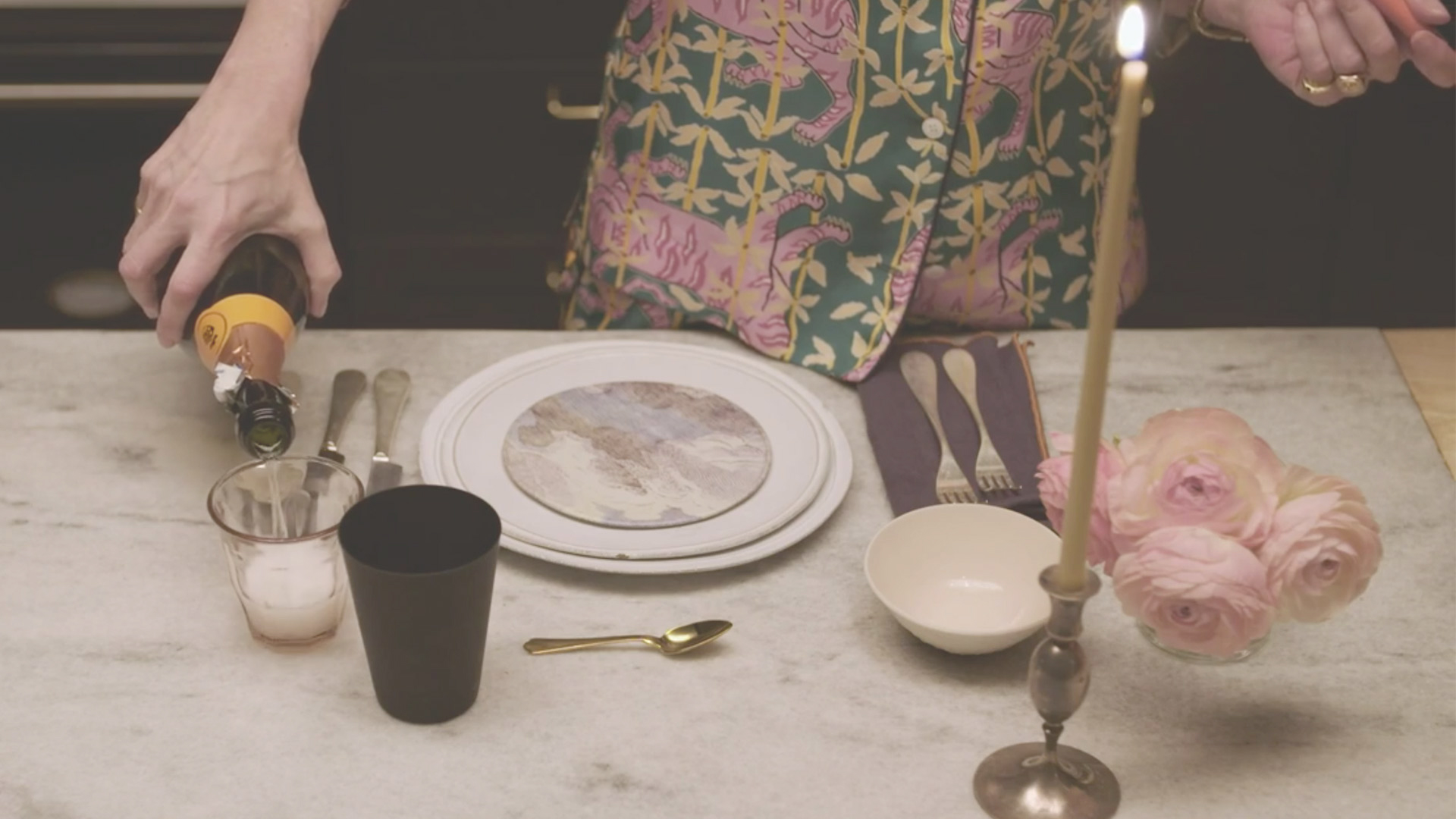 creating the perfect place setting